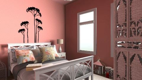 Blossom - Country - Bedroom - by Flzh K