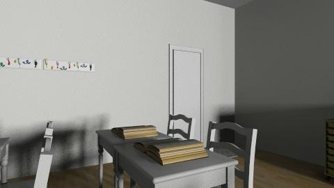 4th Grade Classroom - Office - by Kammz623