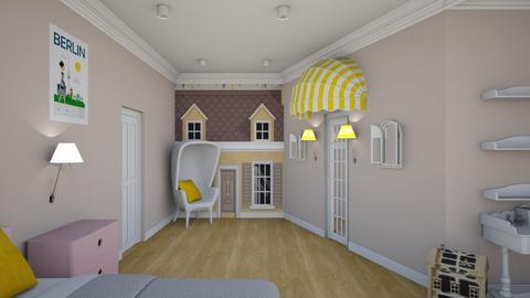 cgdfgdg - Kids room - by fed85