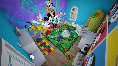 family home 165 - Modern - Kids room - by Stavroula Chatzina