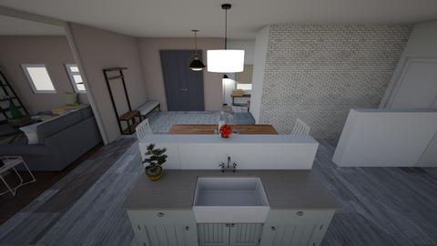 K home 2 - Kitchen - by Niva T