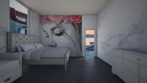 vintage front  - Modern - Bedroom - by imtheschoolgirl