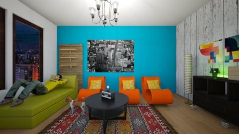 IKEA - Living room - by TARA T