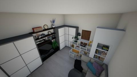 komnata777777777777777 - Bedroom - by maria zauer