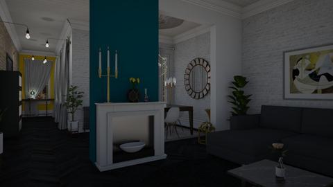 Living room - Modern - Living room - by Annathea