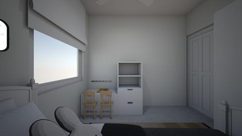 Yuval Winreich 6 - Kids room - by erlichroni