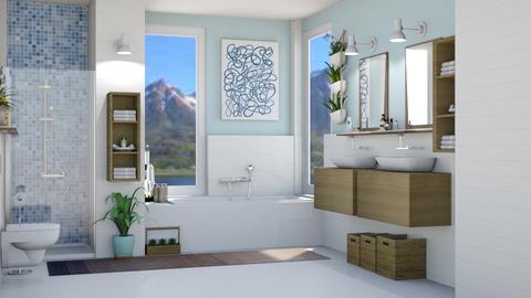 Bath - Bathroom - by rungsimas