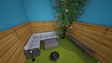 new garden - Garden - by mel27uk
