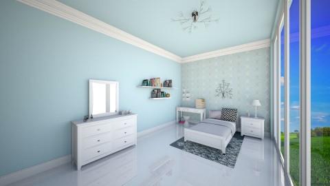 Quarto - Bedroom - by Rayssa_Nunes