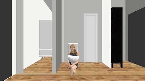ensuite final - Bathroom - by spillanesarah