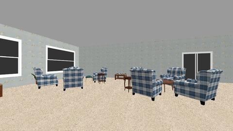 Residents Lounge GCube - by craigatkinson