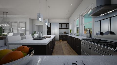 KitchenSpace2019 - Kitchen - by Nard8A