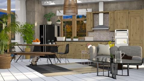 IP Artisan Kitchen - by iraa