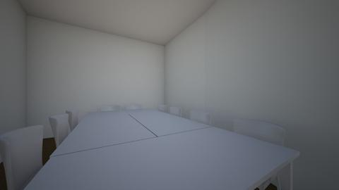 Conf Space Option 1 - by ksokalski