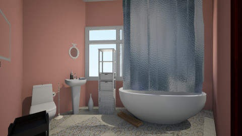 Eclectic Bath - Eclectic - Bathroom - by Christina Zouras