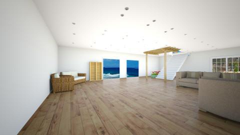 Essai 2 - Living room - by Balthazar Pays
