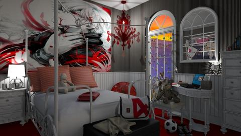 kids corner teen - Global - Kids room - by donella