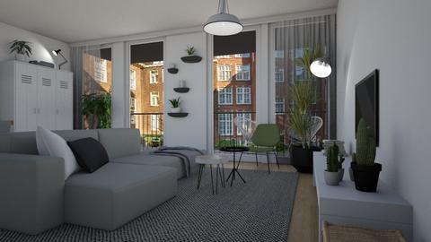 Amsterdam_Abna - Living room - by MandyB84