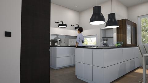 600 - Kitchen - by hauser