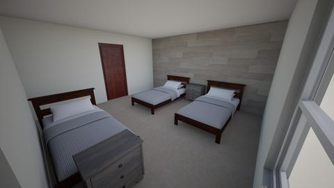 Lightway Room 4 - Bedroom - by Lightway Recovery Room 4