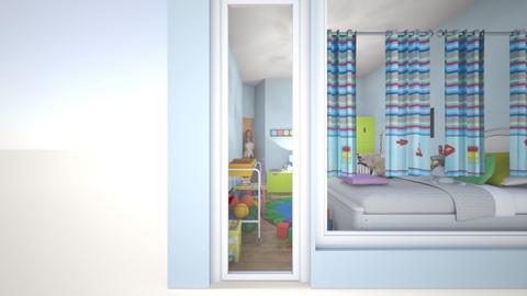 Kids room - Kids room - by Stefanihr