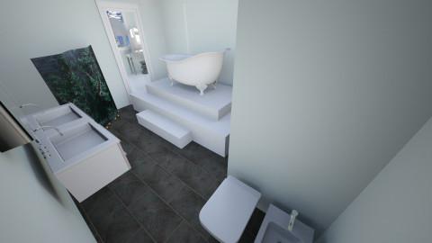 Beach House Master Bath - Glamour - Bathroom - by 4EvaLaura