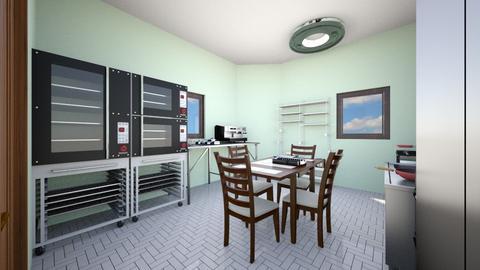 kitchen - Classic - Kitchen - by Bianca Interior Design