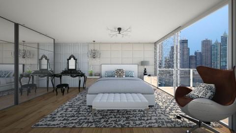 Girl Room - Modern - Bedroom - by aletamahi