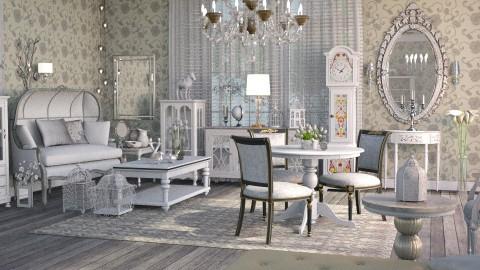 Empire - Classic - Living room - by anchajaya