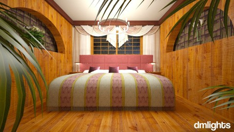 wood - Bedroom - by DMLights-user-1118154