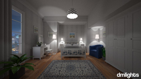 A01 - Bedroom - by DMLights-user-983290