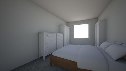 sypialnia - Living room - by bohunb
