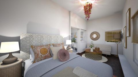 Maya Bed 5H - Bedroom - by puckermate1