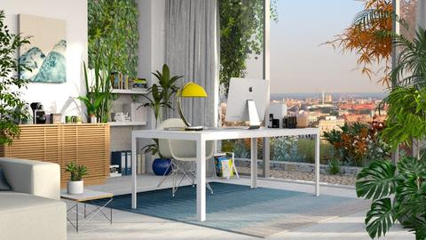 urban jungle - Office - by bnu