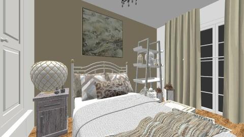 dormitorio - Eclectic - Bedroom - by mcd008sdyjghjfghjfasdfryfgcvbndyjt
