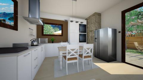 Casa - Kitchen - by daanilopess