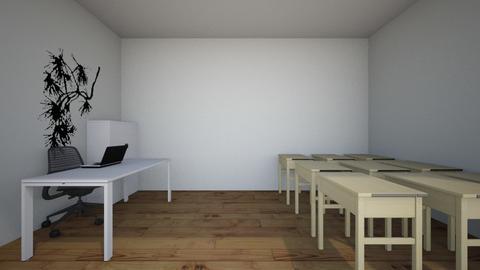 Classroom - by michiah