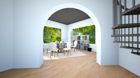 Mallow de font - Dining room - by HyperDino