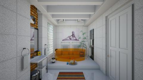 badrum  - Modern - Bathroom - by Ida Dzanovic