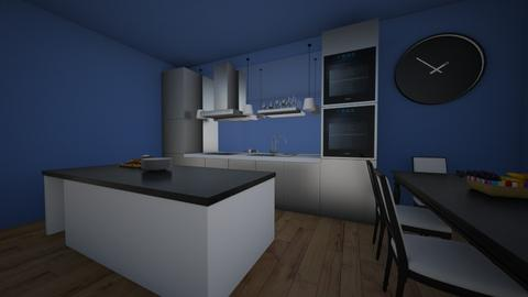 KITCHEN  - Modern - Kitchen - by silvitalaestilista