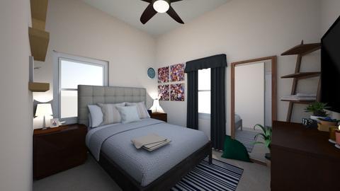 Bedroom Design 1 - Minimal - Bedroom - by allyhiggs