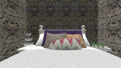 Bedroom - Bedroom - by Spannergee