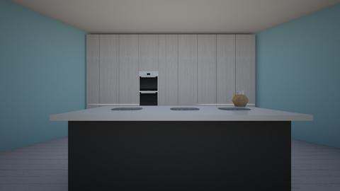 twisted - Kitchen - by The Lux Society