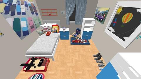 asdfgjl - Kids room - by LexieB123