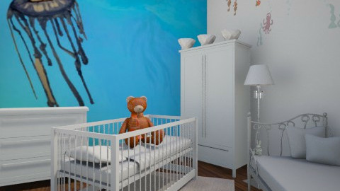 baby - Modern - Kids room - by beccamc