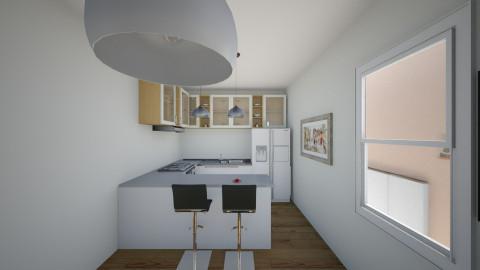 Alvin kitchen CM DESIGNER - by Marques Clelson