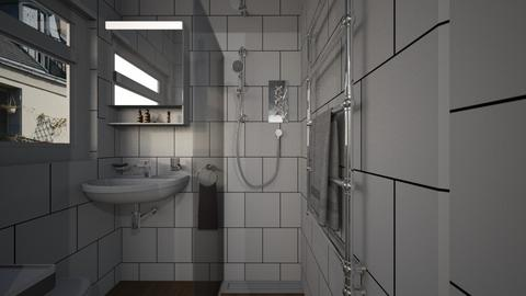 Casa349bathroom - Classic - Bathroom - by nickynunes