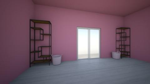 Twin Girl Bedroom - by avanren