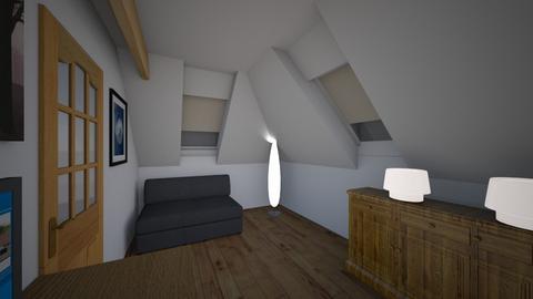 room bstr - Bedroom - by trytek
