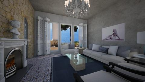 Daisy de Arias on Amalfi2 - Rustic - Living room - by Daisy de Arias